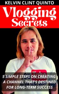 vlogging secrets