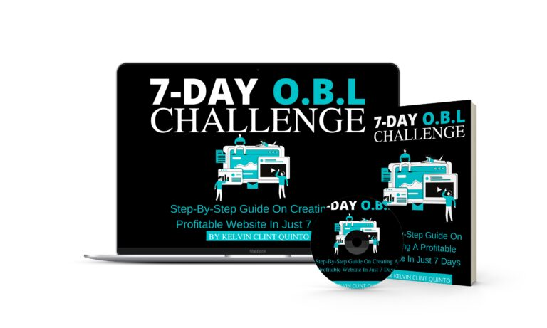 7 day online business launch challenge