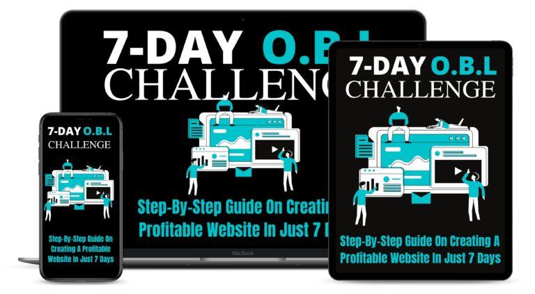 7 DAY OBL CHALLENGE