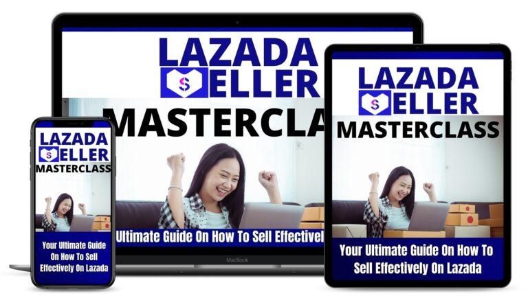 lazada seller masterclass